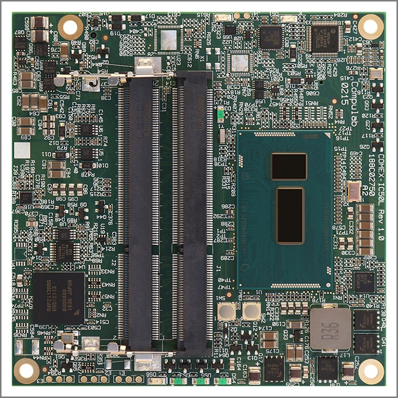 COMEX-IC50L Intel Broadwell COM Express SW Resources