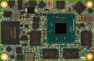 COMEX-IE38 Intel BayTrail COM Express SW Resources